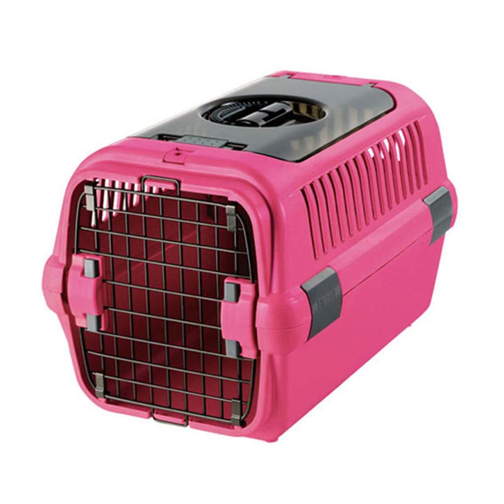 C 5736.536.5cm C 5736.536.5cm Two-Door Top-Load Pet Kennel