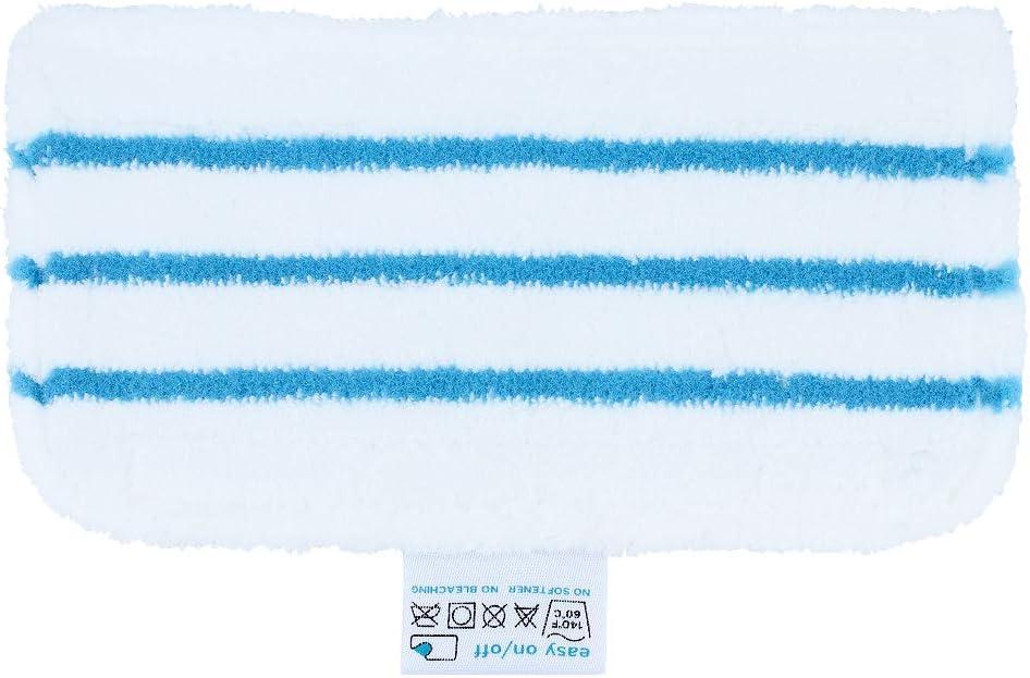 FSM1630 DingGreat 3 Patins microfibre et 3 Gap chiffon de nettoyage Pour Black+Decker FSM1500 Alternative /à FSMP20 FSM1600 FSM1610 FSM1620 FSMH1621 Vadrouille /à vapeur