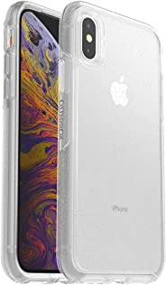 OtterBox Symmetry Series Case for Apple iPhone X & XS - Stardust (Clear/Glitter) (Renewed)