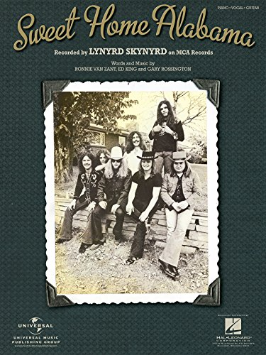 Sweet Home Alabama Sheet Music Kindle Edition By Arts