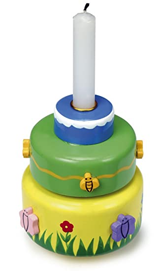 Birthday Candle Musical Carousel