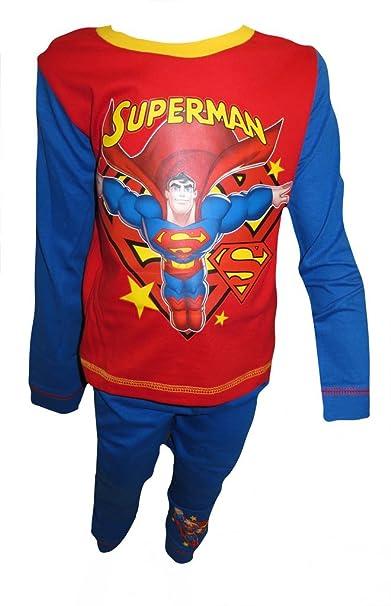 Superman pijamas Niños 18-24 meses