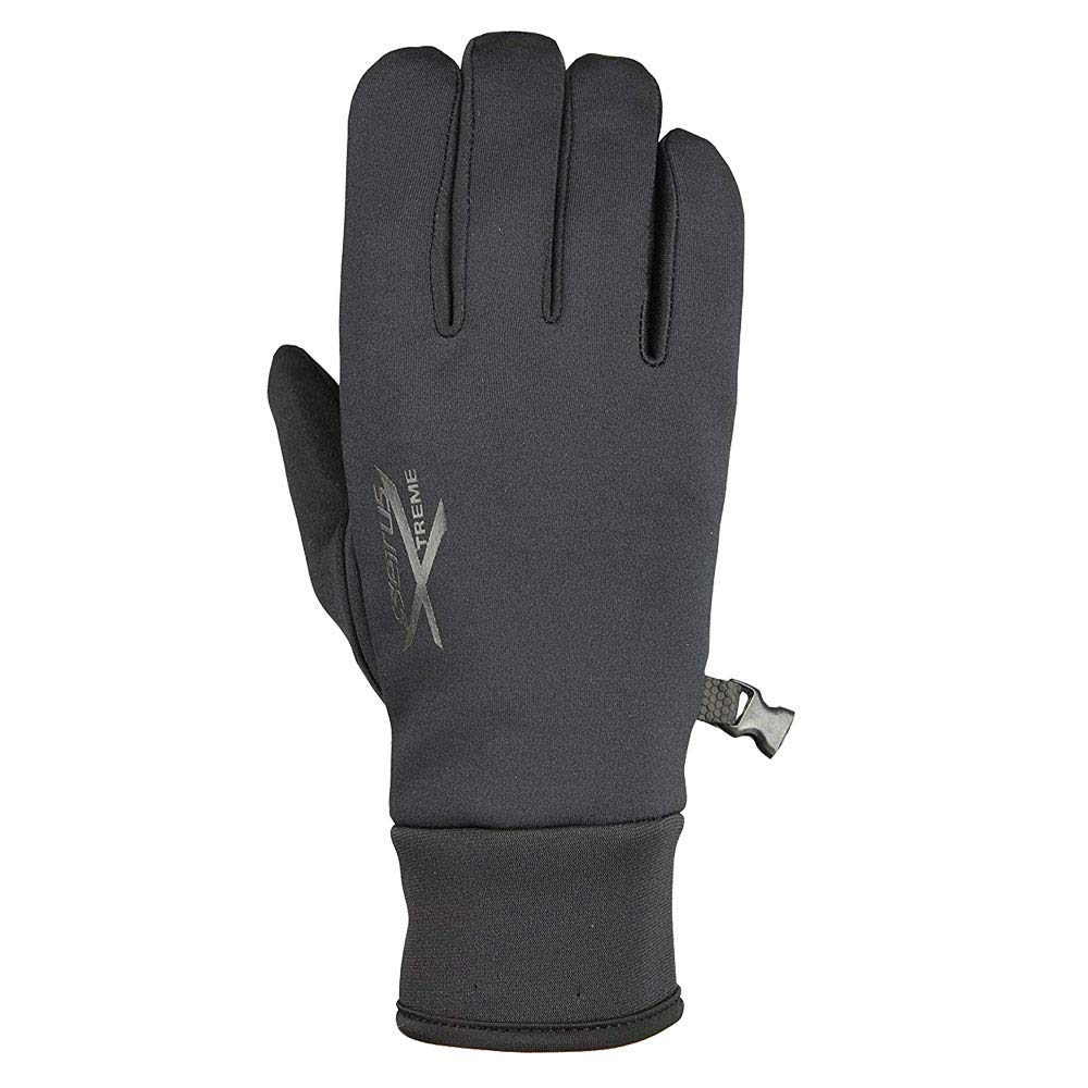 Seirus Innovation Women's Xtreme All Weather Waterproof Gloves (Black,S)