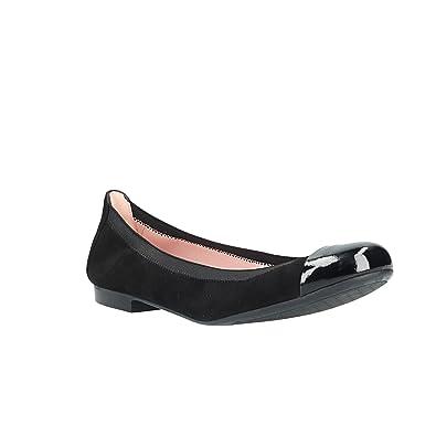 Pretty Ballerinas Ballet FLATSS 37190 Shade Black