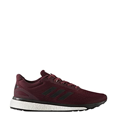 adidas New Response Limited Shoes Men 10 Running Shoe Maroon Black e8cf7c633