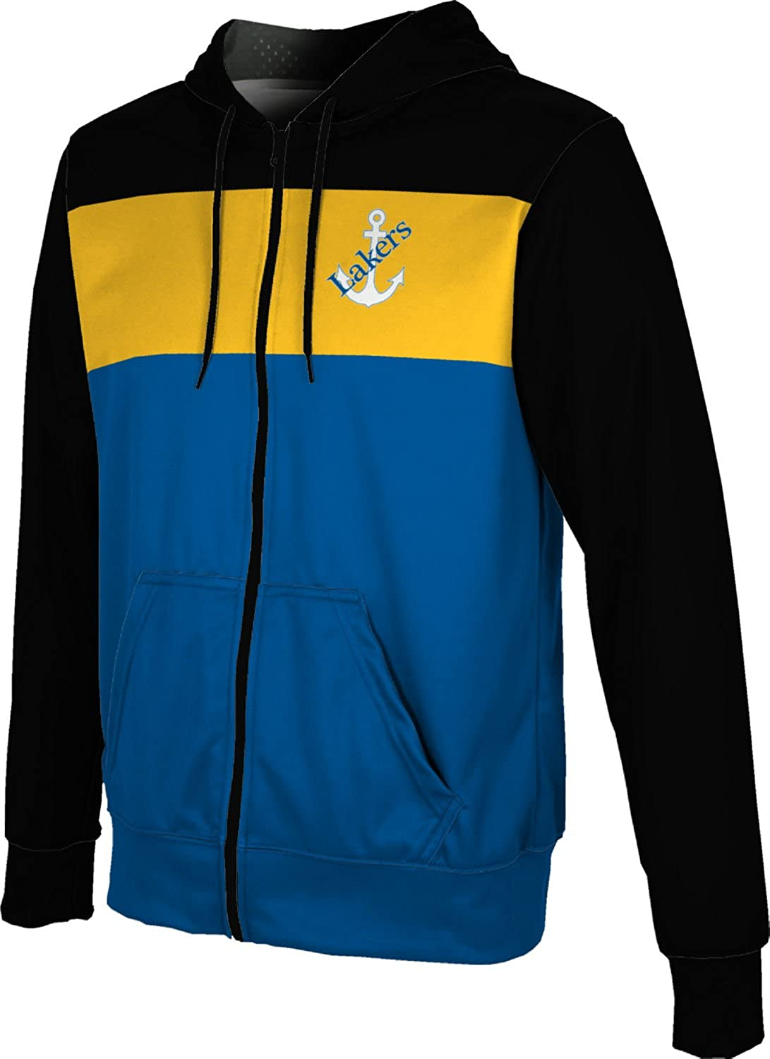ProSphere Lake Superior State University Boys Full Zip Hoodie Prime