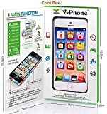 Phone Toy Play Music Cell Learning for Children