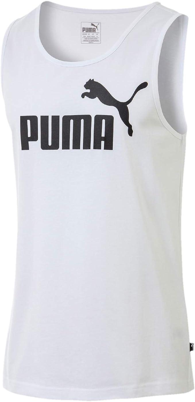 Image ofPUMA Essentials Tank Camiseta de Tirantes, Hombre