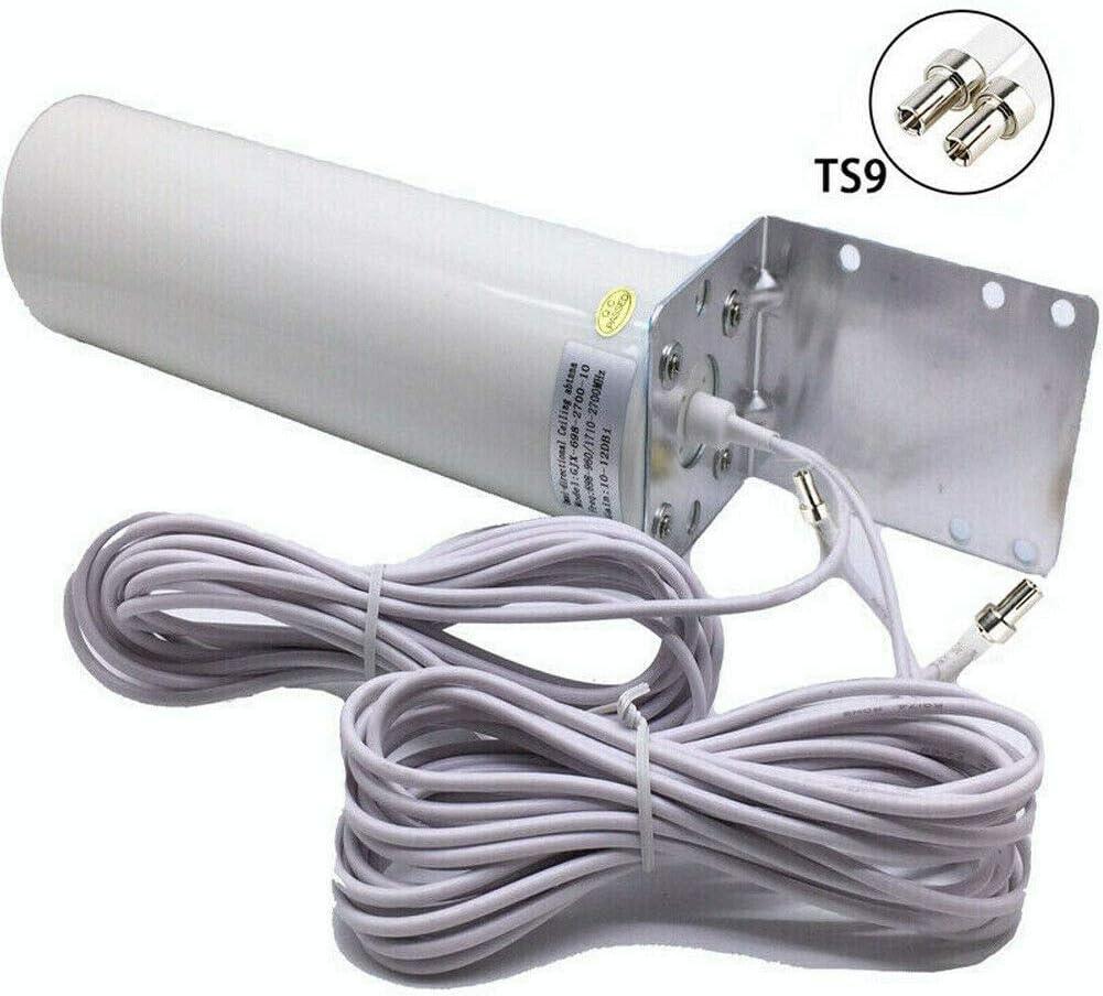 RHG Antena 4G Lte 3G 4Gwifi Antena al aire libre Antena con ...