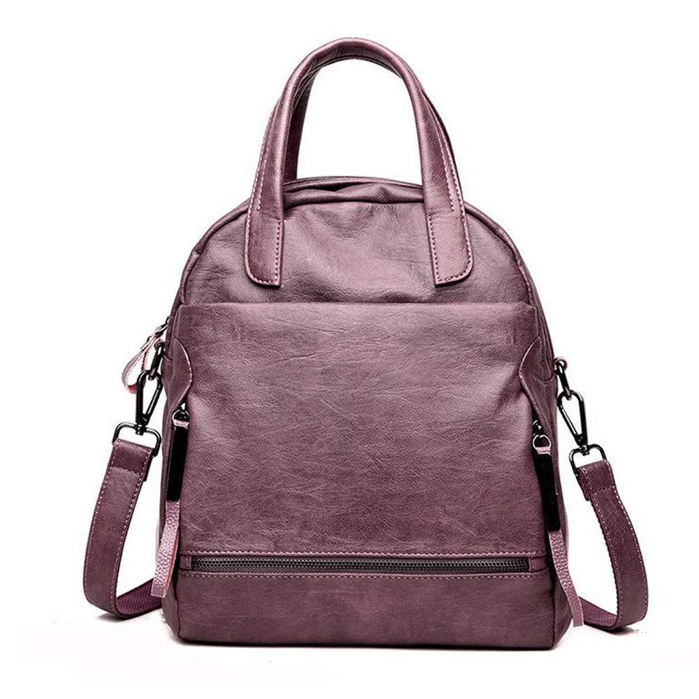 852135e04e G&L Zaino Donna Borse A Zainetto Borse Borse Borse A Spalla Pelle Zaino  alla Moda con Tracolla Casuale Daypack Borse A Mano Backpack Daypack per  Scuola ...