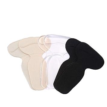 Einlagen & Kissen 1 Paar Selbst-adhesive Silikon Gel Ferse Kissen Fußpflege Schuh Pads Schuh Einlegesohlen Neue Silikon Ferse Schuh Pads