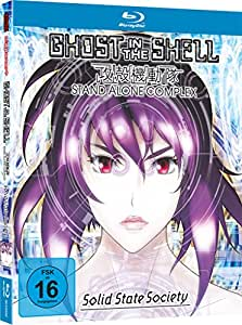 Ghost in the Shell - Stand Alone Complex - Solid State Society - Mediabook [Blu-ray]