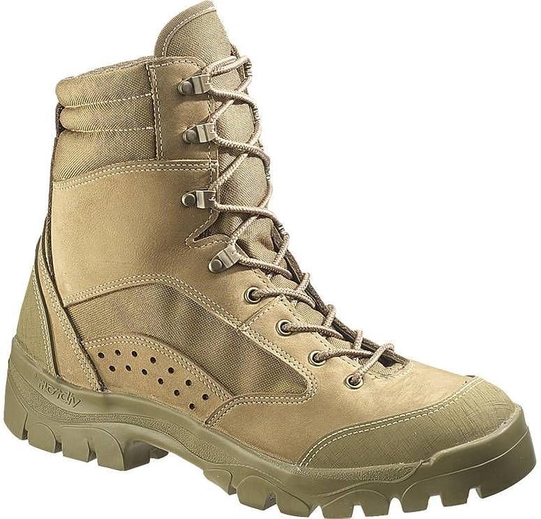 Bates 3612 Mens Olive Mojave Combat Hiker Boots 9.5 E US