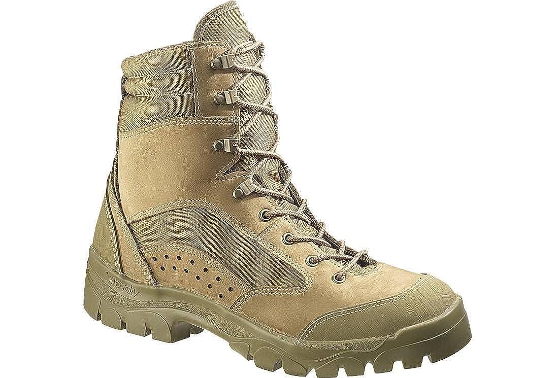 Bates 3612 Mens Olive Mojave Combat Hiker Boots 7.5 E US