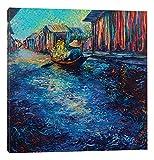 iCanvasART My Thai Floating Market Canvas Print, 37'' x 0.75'' x 37''