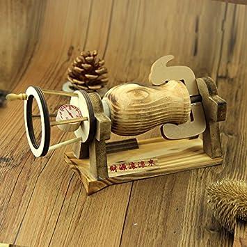 Holz Kunsthandwerk Home Retro Ornamenten Emulation Alte Windmühle Innen  Wohnzimmer Kreative Holz  Bamboo Craft Boot