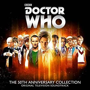 Doctor Who: The 50th Anniversary Collection (4CD)