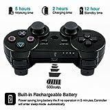 Tidoom PS3 Controller Wireless Bluetooth Sixaxis