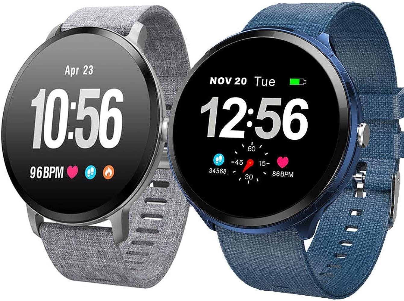Relojes Inteligentes V11 V12 Hombres Smart Watch Reloj Inteligente ...