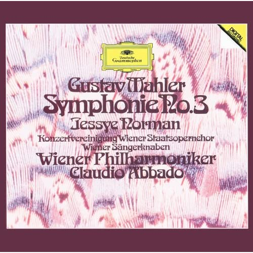 Gustav Mahler: Symphony No. 3 (2 CD's)