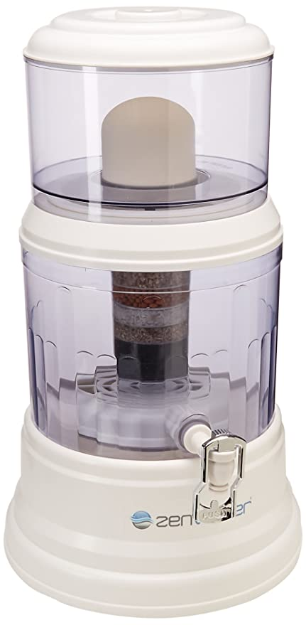 Amazon.com: Zen Water Systems Countertop Filtration and Purification ...