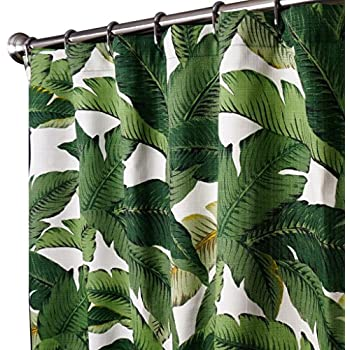 This Item Extra Long Shower Curtain Unique Shower Curtains 84 Inch Shower  Curtain Tommy Bahama Fabric Palm