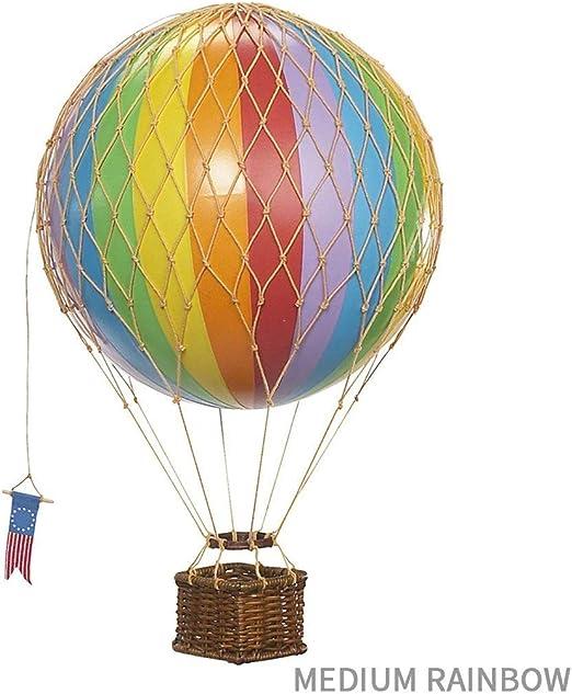 battery powered Smart Garden Hanging Hot Air Balloon Lantern