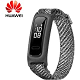 HUAWEI Band 4e Smart Bracelet Fitness Wristband Running Basketball Footwear Mode 5ATM Waterproof (Basketball Mode only suppports Android 4.4 and above system)