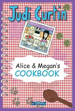 book cover of Alice & Megan\'s Cookbook