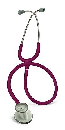 Amazon Com 3m Littmann Lightweight Ii S E Stethoscope Burgundy Tube 28 Inch 2451 Industrial Scientific
