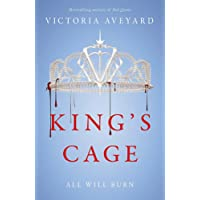 Red Queen 3. King's Cage: All will burn