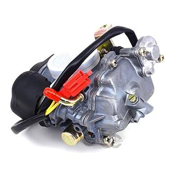 26 mm cvk26 Carb Vergaser ersetzen (Keihin für GY6 Vorlagen 250 cc ...