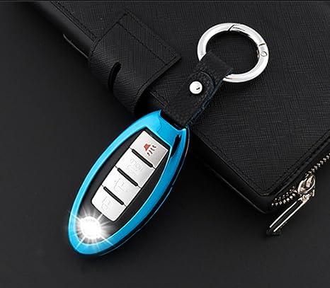 Amazon.com: Funda de llave de coche Llaveros de Coche para ...