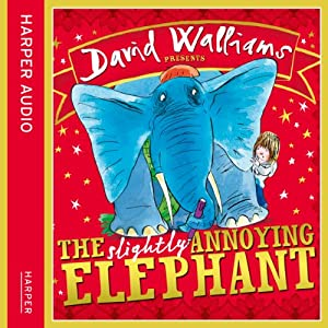 The Slightly Annoying Elephant Audiobook