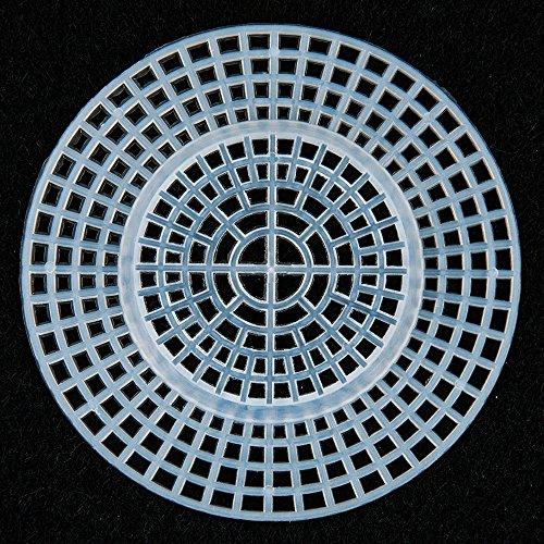 PVC Plastic Canvas Shapes 7 Count 3 10/Pkg-Circles Clear