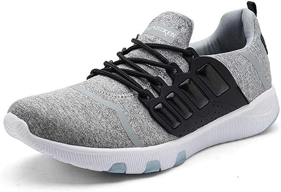 AZOOKEN Zapatillas Running para Hombre Mujer Aire Libre ...