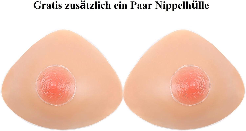 IVITA Silicone Forme del Seno Bra Enhancers Inserts Per Crossdressers Mastectomia Protesi Cosplay Women