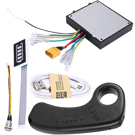 Controlador eléctrico de monopatín Controlador eléctrico ...