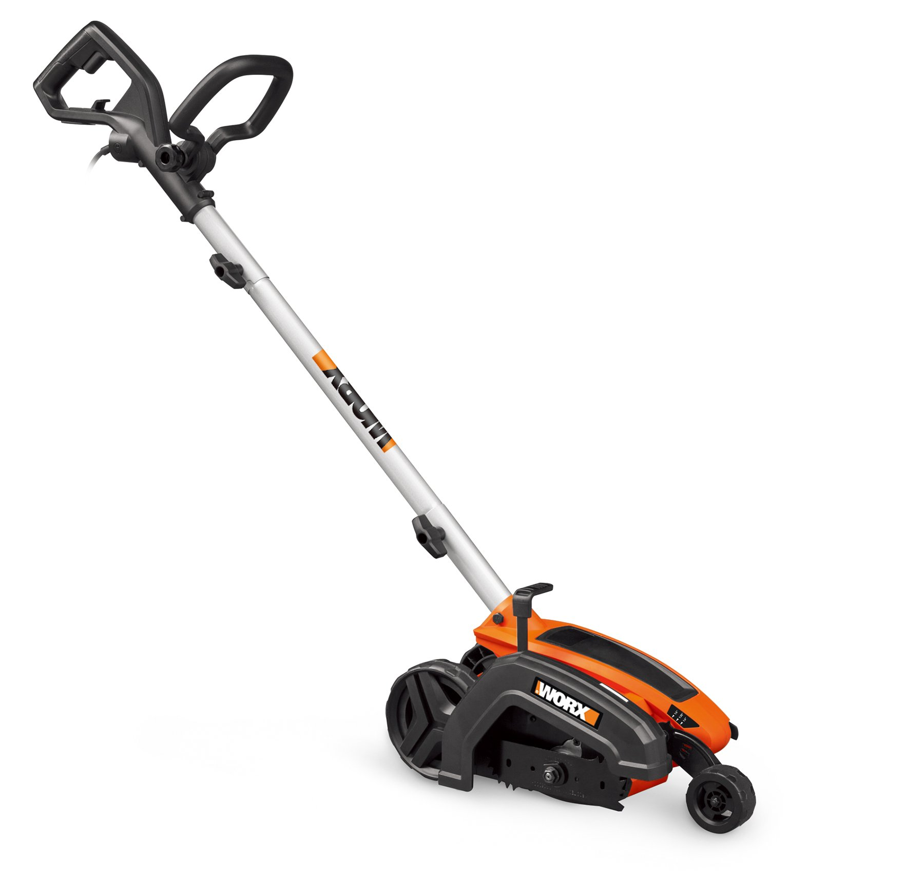 Worx WG896 12A 2-in-1 Electric Lawn Edger, 7.5-Inch