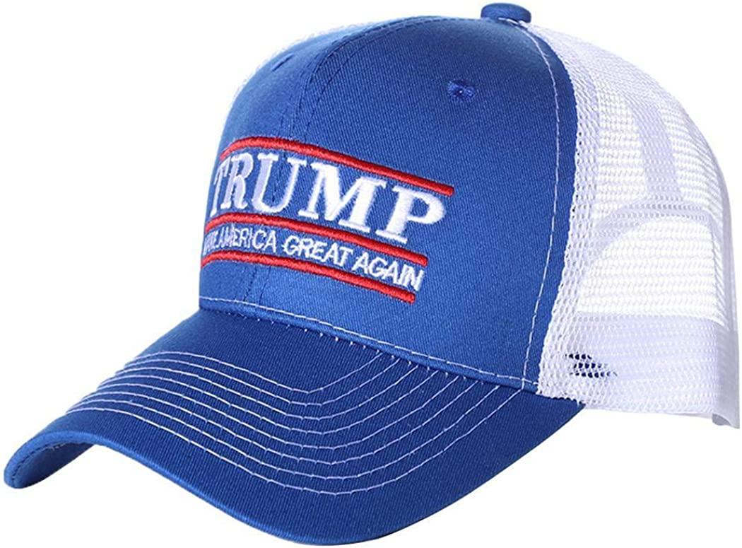 GoodKE Women Men Baseball Cap Embroidered Outdoor Casual Adjustable Sun Hat Baseball Caps