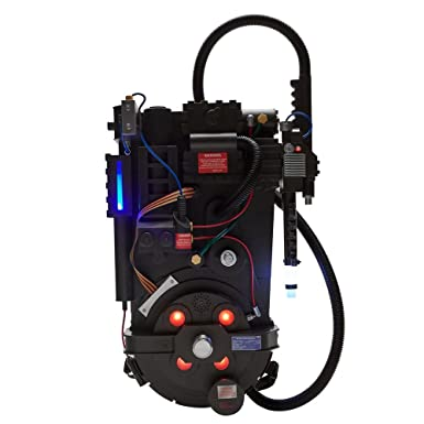 2000be2f2cb Amazon.com: Ghostbusters Deluxe Replica Proton Pack: Clothing