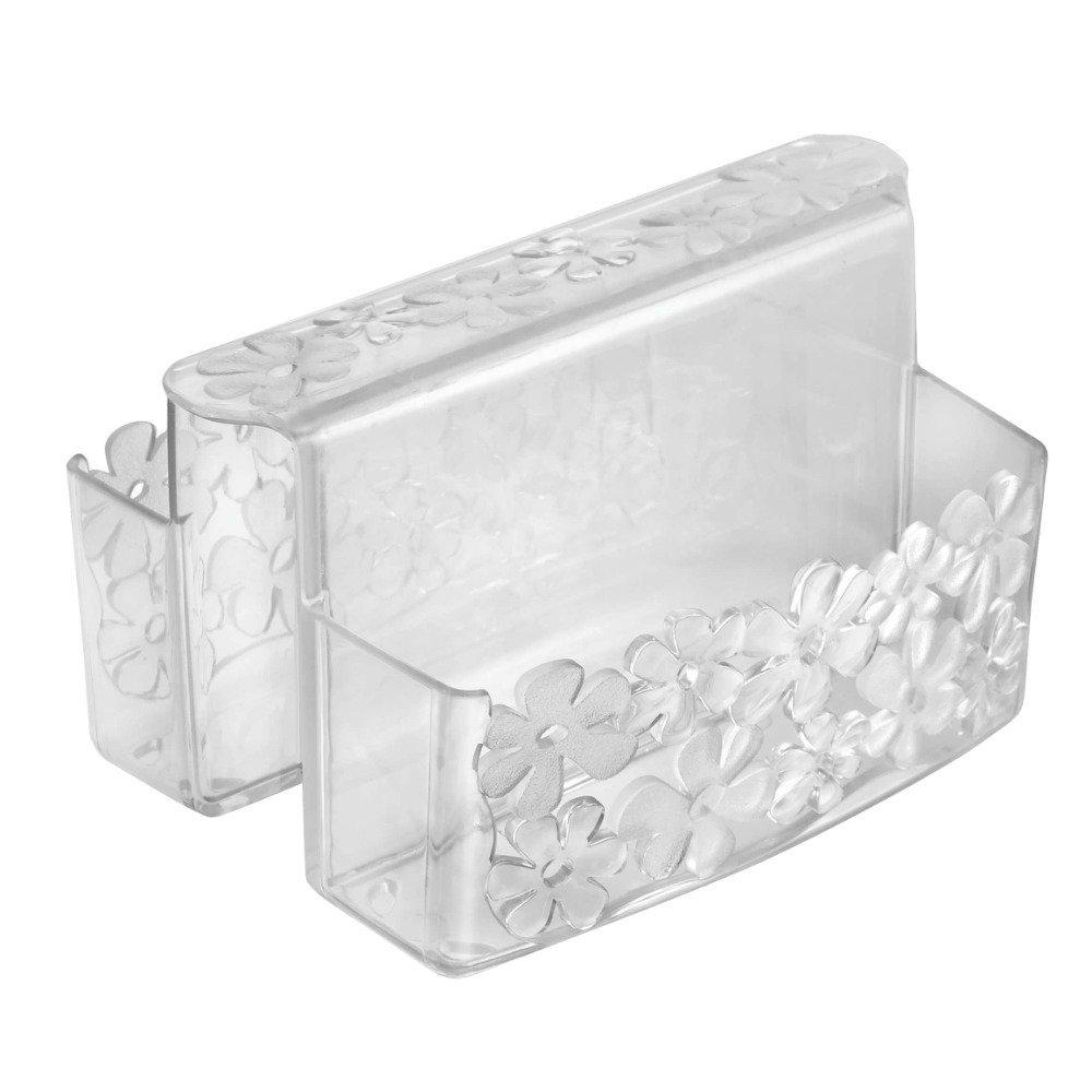 Amazon.com: InterDesign Blumz Kitchen Sink Protector and Sponge ...