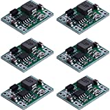 3 3v voltage regulator - eBoot Mini MP1584EN DC-DC Buck Converter Adjustable Power Step Down Module 24V to 12V 9V 5V 3V, 6 Pack