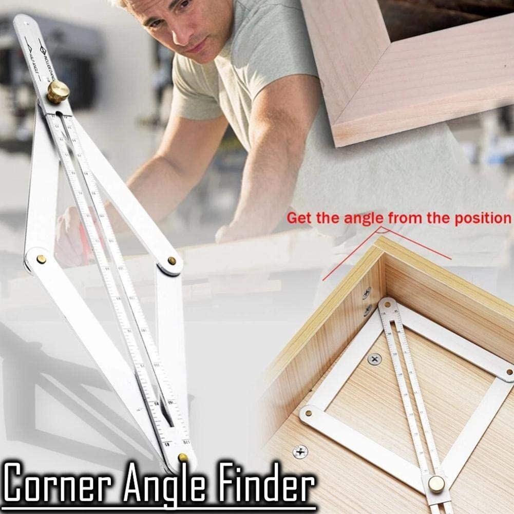 Bevel Corner Protractor Angle Finder