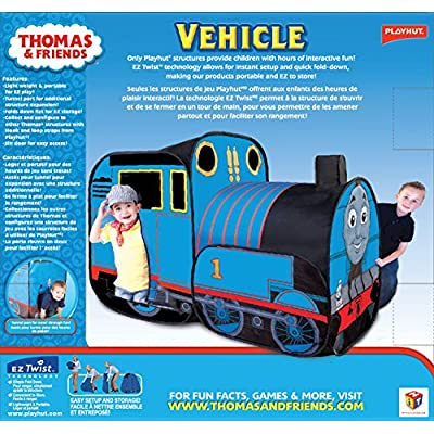 Playhut Thomas the Train Play Vehicle: Toys & Games