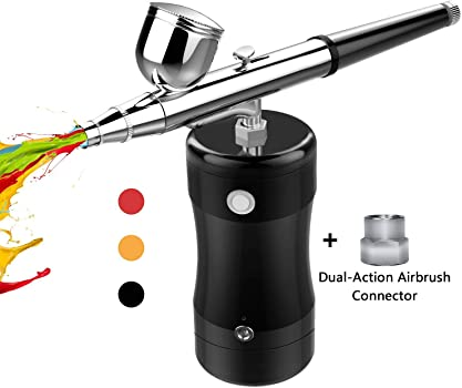 COSSCCI Handheld Airbrush for Cake Decorating