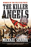 Front cover for the book The Killer Angels by Michael Shaara