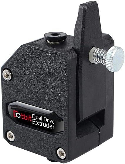 Extrusor de doble engranaje con impresión 3D BMG para Wanhao D9 ...