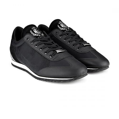 Cruyff - Zapatillas para Hombre Negro Negro, Color Negro, Talla 44 EU: Amazon.es: Zapatos y complementos
