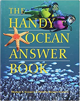 The Handy Ocean Answer Book by Thomas E. Svarney and Patricia Barnes-Sv (2005)